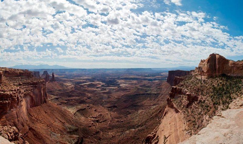 viaggiatoripercaso canyonlands parchi usa