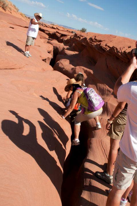 lower antelope canyon ingresso