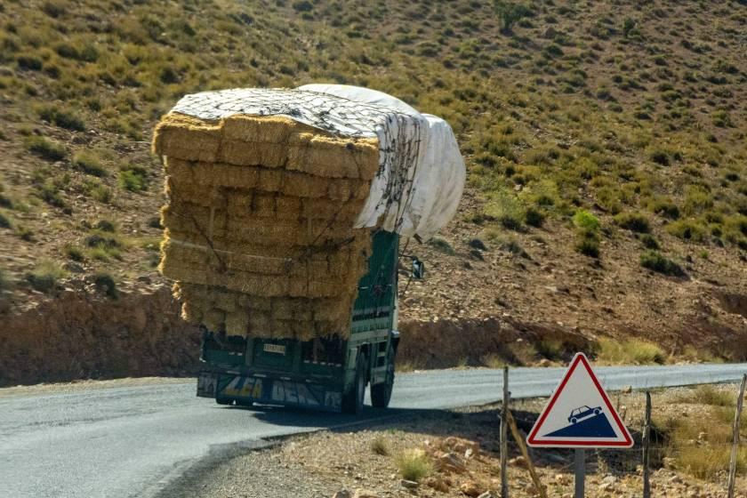 mezzi di trasporto in marocco