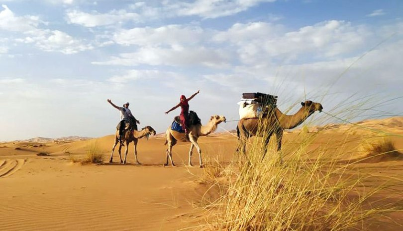 Benvenuti in Marocco, le mille e una notte a 3 ore dall'Italia!