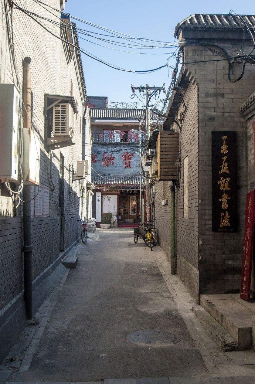 hutong-pechino