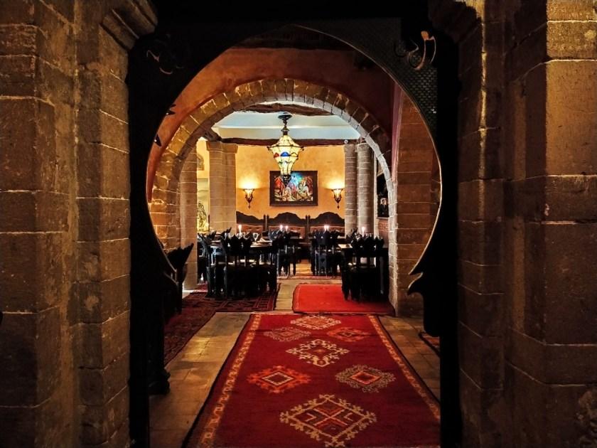 le sirocco ristorante essaouira - itinerario in marocco