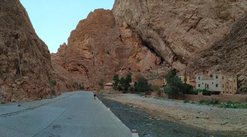 itinerario in marocco ad agosto - gole di todra