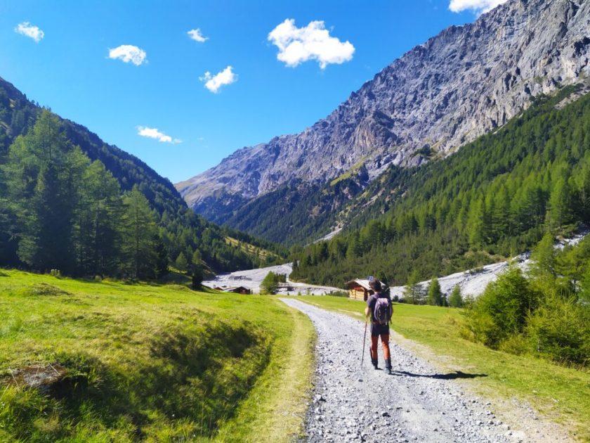 Quinto Alpini sul Gran Zebrù come arrivare