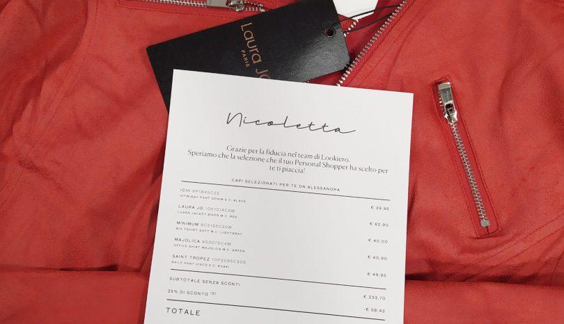 Shopping online con Lookiero Italia: la mia opinione
