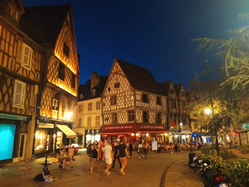 Bourges Francia