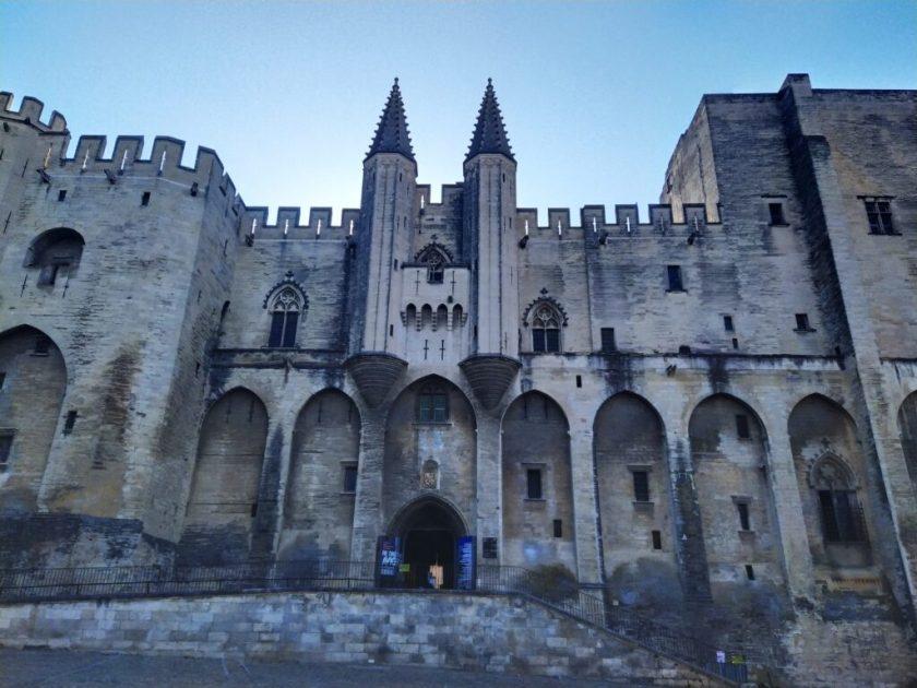 Palazzo dei Papi -Avignone