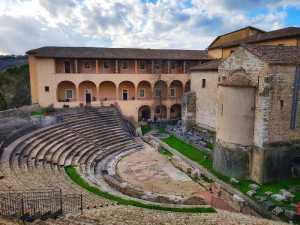 Alla scoperta di Spoleto. Il teatro romano