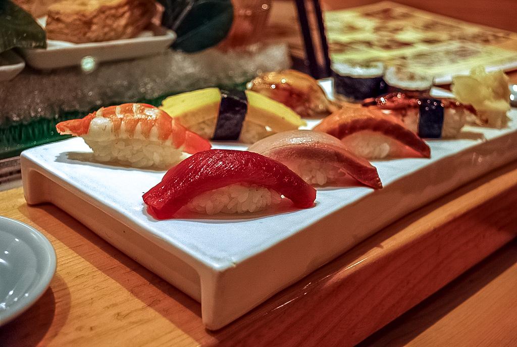Il sushi: informazioni pratiche