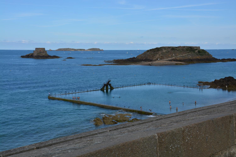 Saint Malo: la baia e le maree