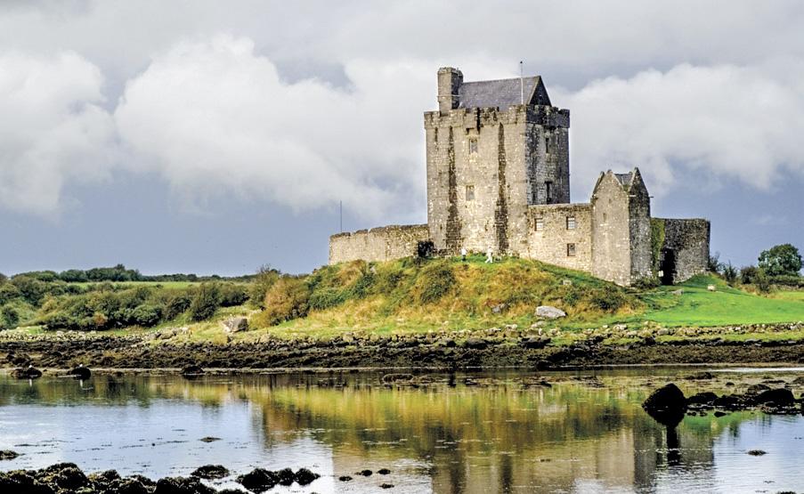 In Irlanda tra castelli e fiabe