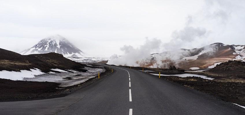 Strade Islanda