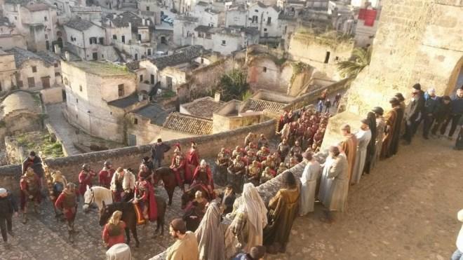 matera benhur 1024x576 A páscoa no sul da Itália [Basilicata]