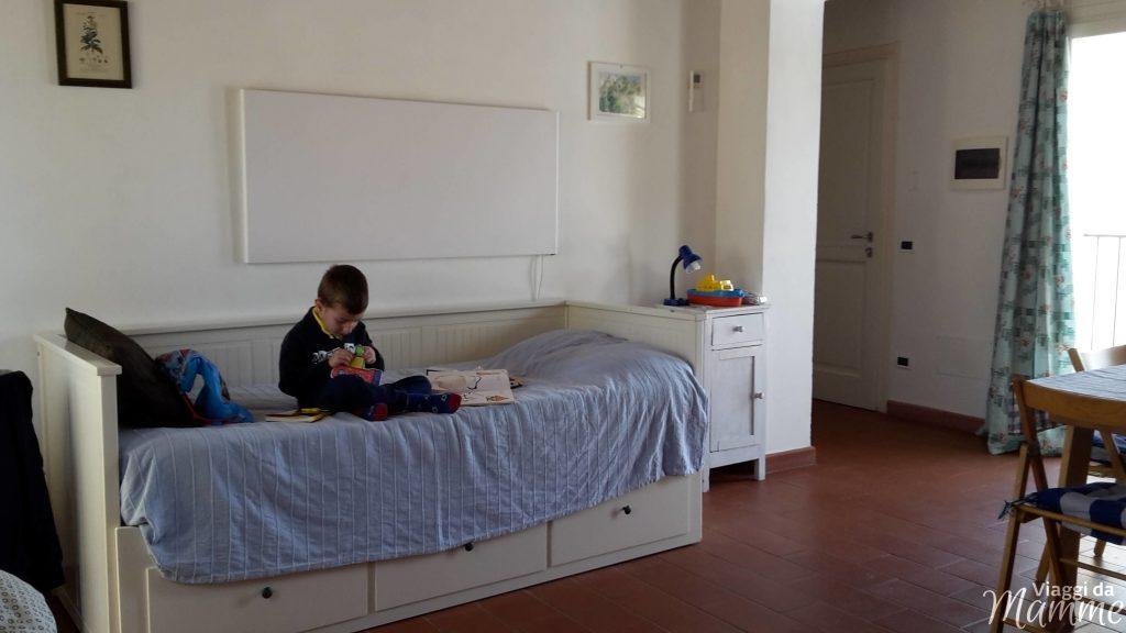 Dove dormire a Levanto con bambini: Casa Vacanze San Giacomo