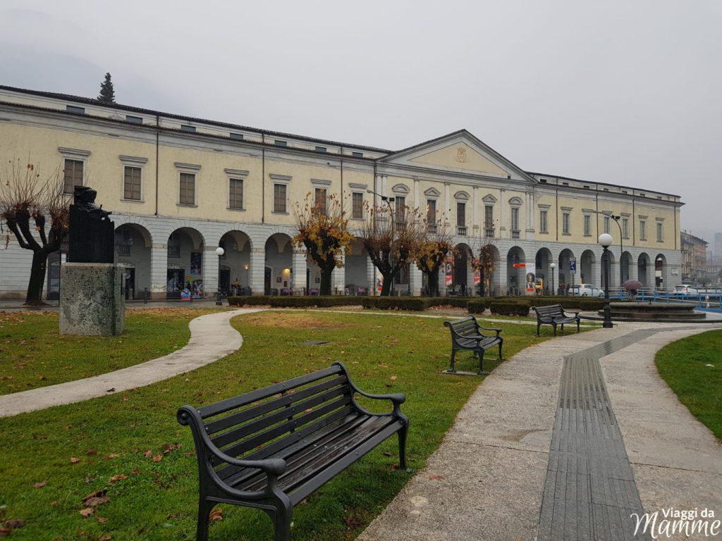 La Casa Bergamasca di Babbo Natale a Lovere -Palazzo Tadini-