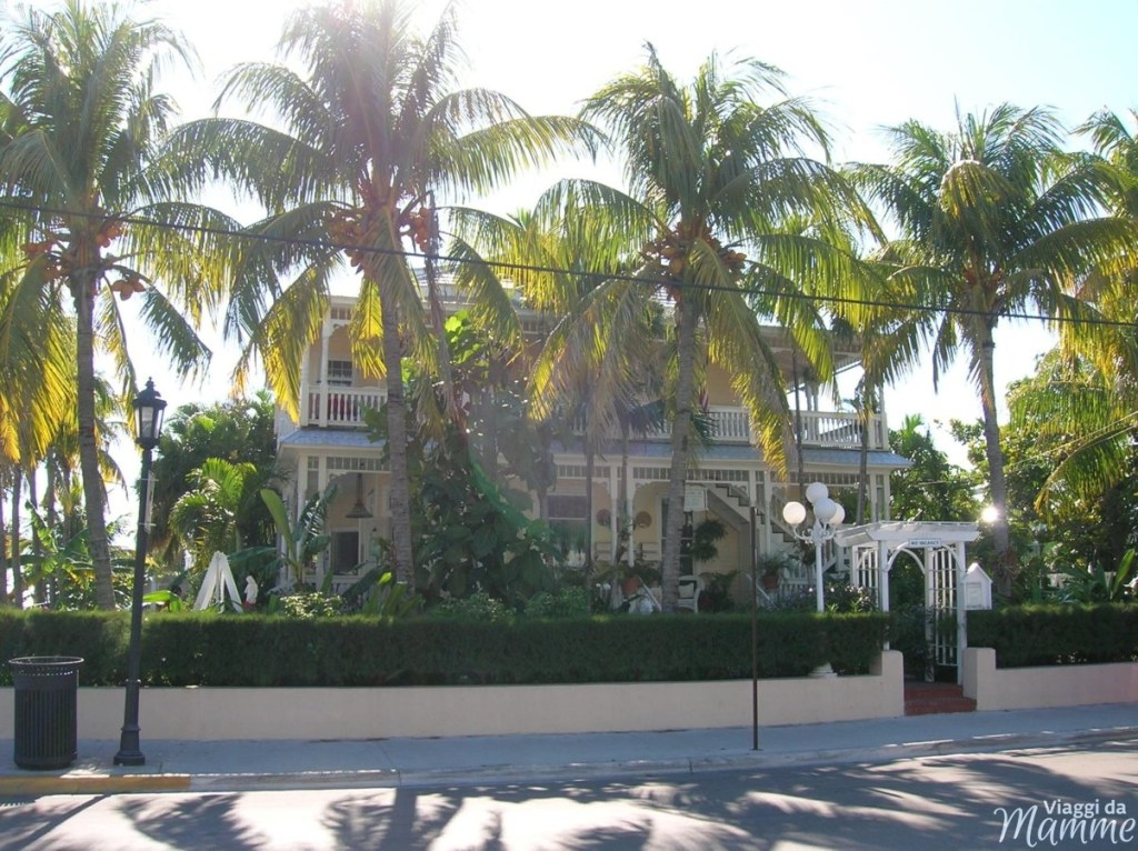Florida con bambini: Miami e Key West più Disney World -tipica casa a Key West-
