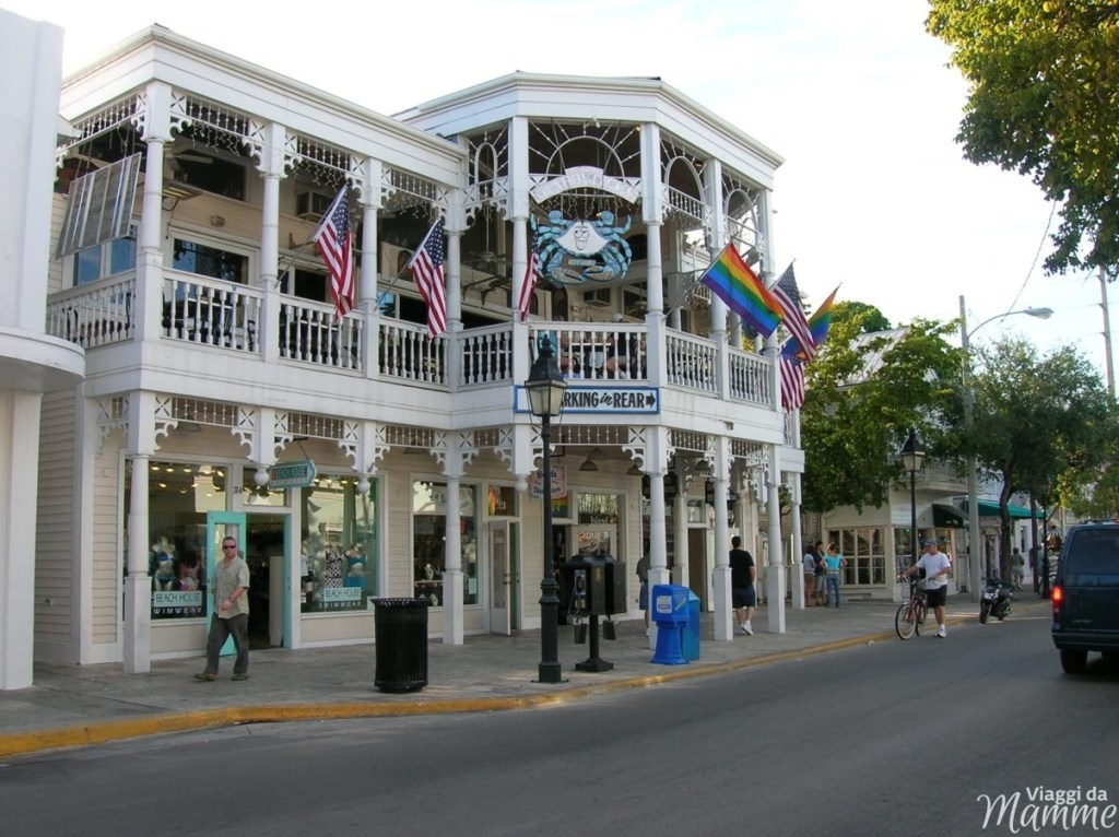 Florida con bambini: Miami e Key West più Disney World -Duval Street, Key West-