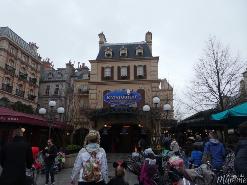 Un magico weekend tra Walt Disney Studios e Disneyland Paris