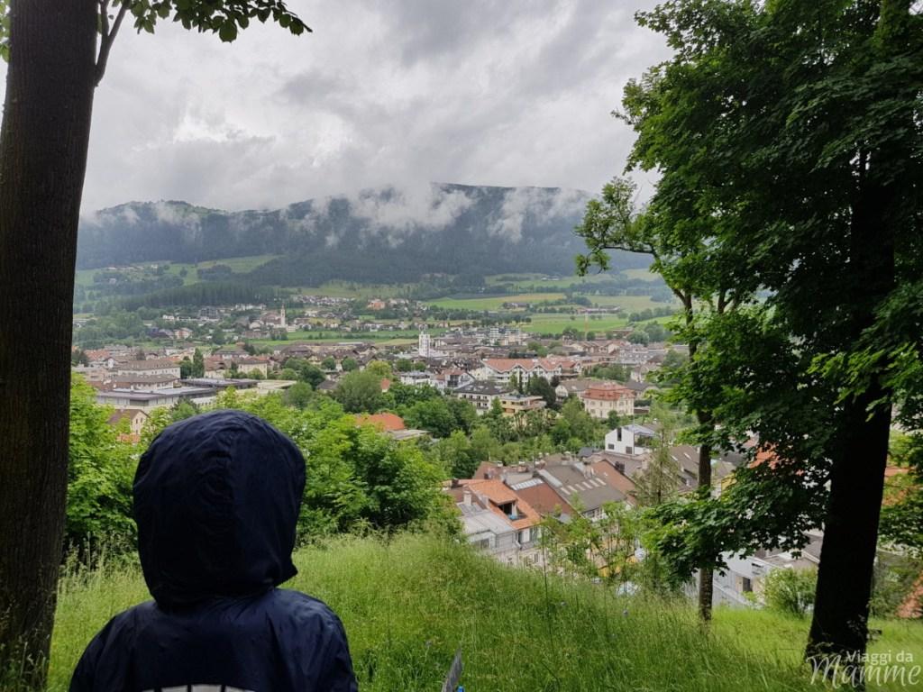 Alta Val Pusteria con bambini una grande emozione -Brunico-