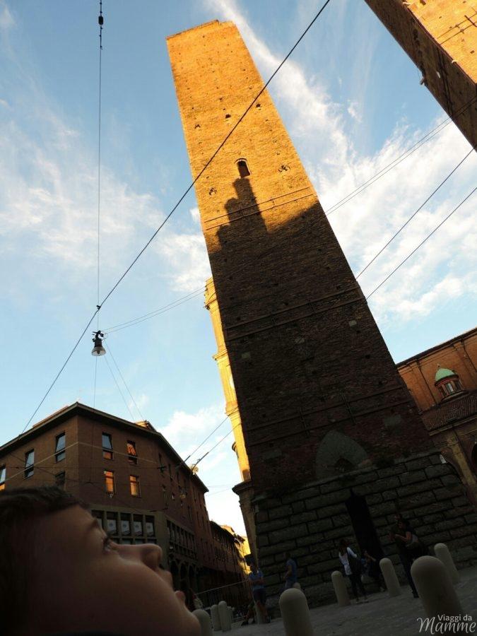 Bologna per bambini