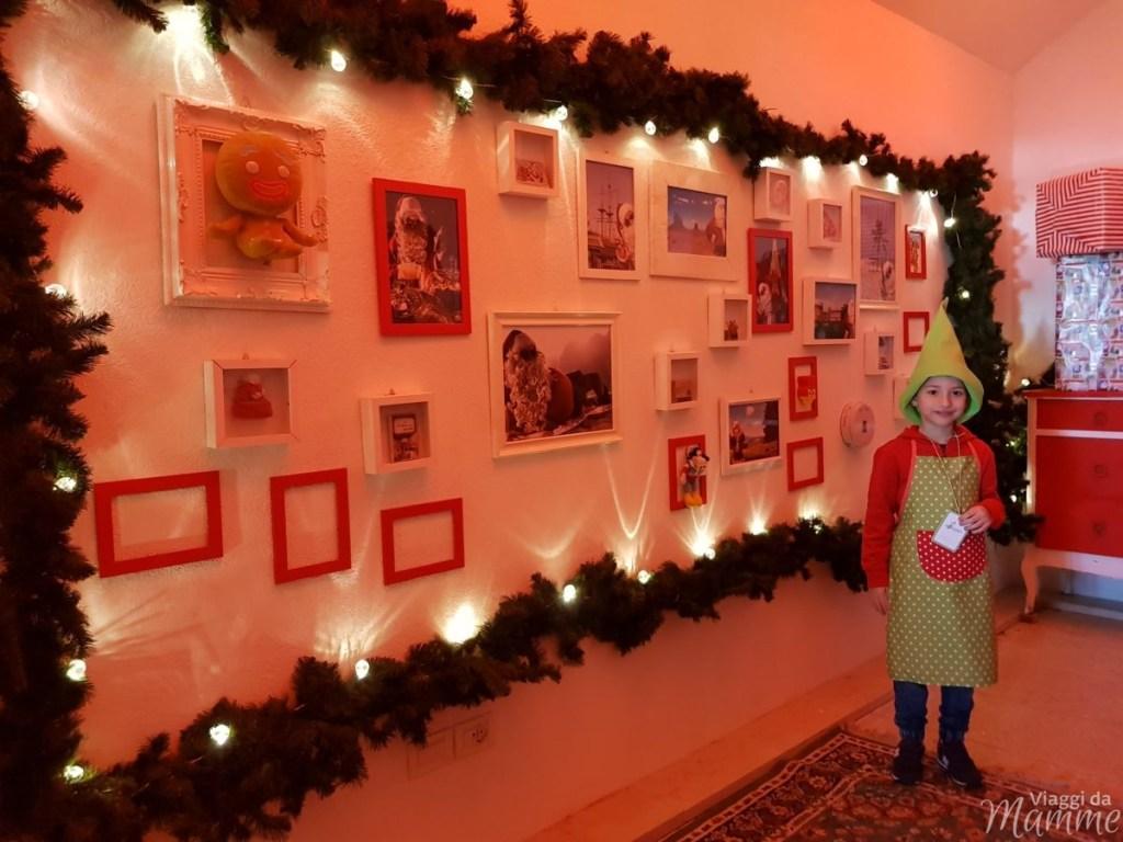 Accademia degli Elfi alla Casa di Babbo Natale a Riva del Garda