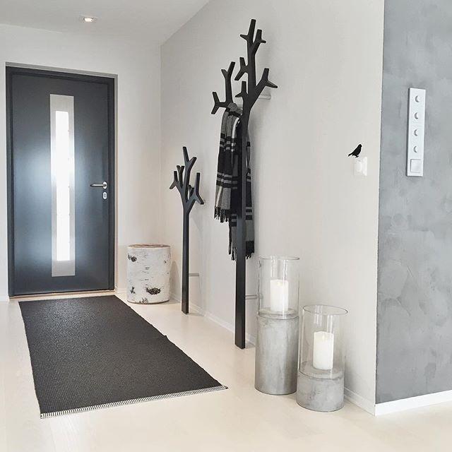 Come arredare l'ingresso di casa: 10 soluzioni -ingresso luminoso-