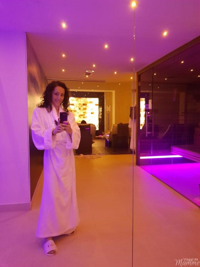 Weekend tra amiche a Sirmione: lago, relax e Spa - la Spa dell'Hotel Continental