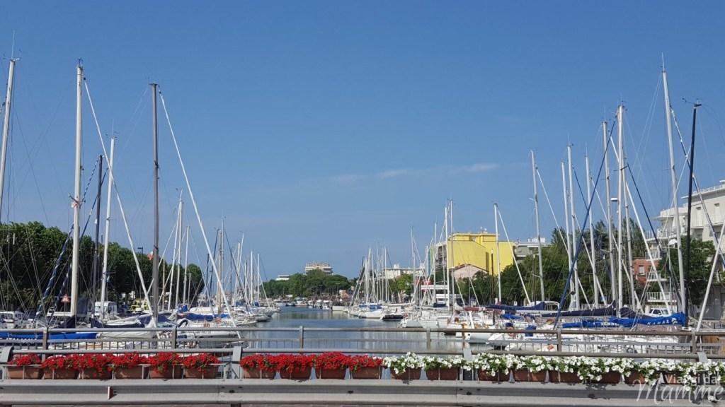 Cosa vedere a Rimini: alla scoperta della città romana -porto canale-