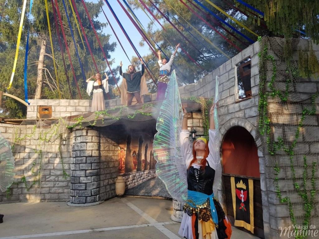 Aquaneva Inzago: festeggiare Crazy Halloween con bambini - Il Gobbo di Notre Dame-