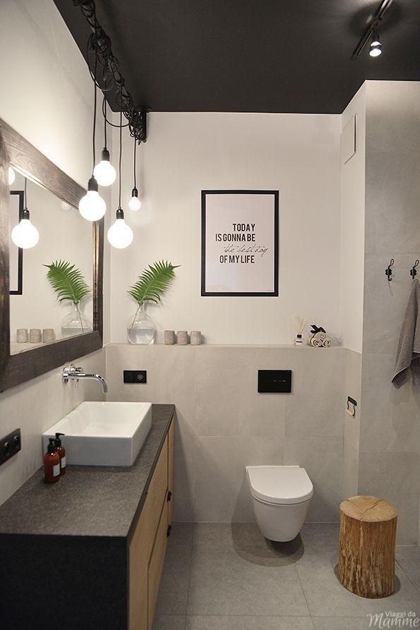 Come arredare un bagno piccolo: consigli utili -foto Pinterest-