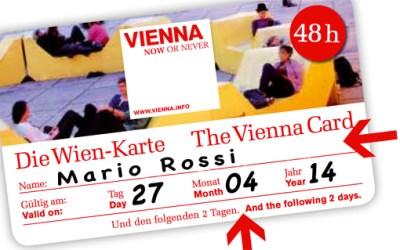 Vienna – la Vienna Card conviene?
