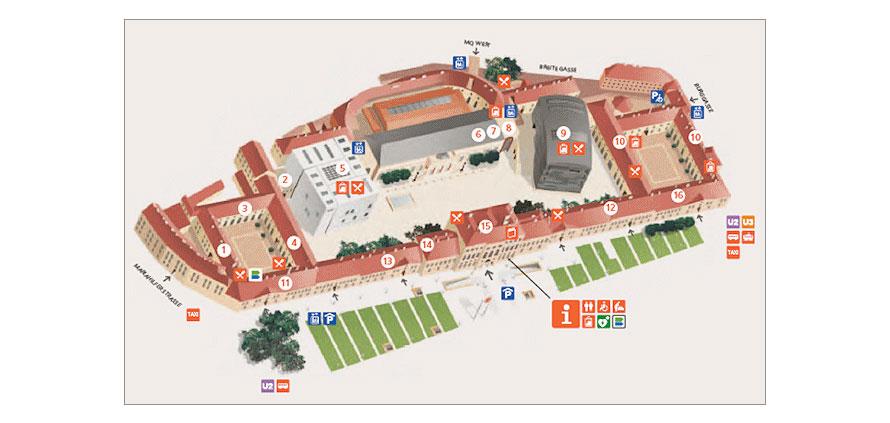 Museum Quartier di Vienna, ticket, riduzioni e info pratiche