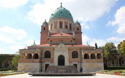 Il cimitero di Mirogoj a Zagabria