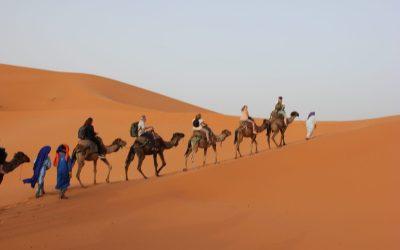 Merzouga – escursione nel deserto del Sahara Marocchino (parte 2)