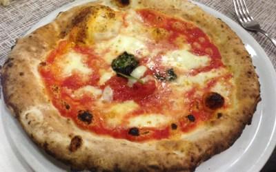 La pizza napoletana di 7 Soldi