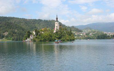 Il meraviglioso e fiabesco Lago di Bled