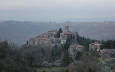 Scopriamo il Borgo Castello di Parrano