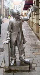 statue di Bratislava, Schone Naci