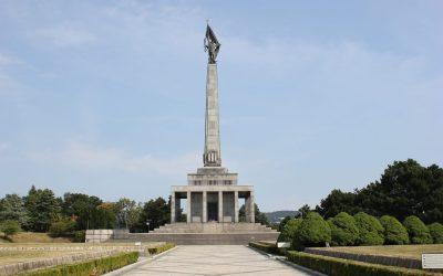 Memoriale di Slavin, fuori dal solito itinerario di Bratislava