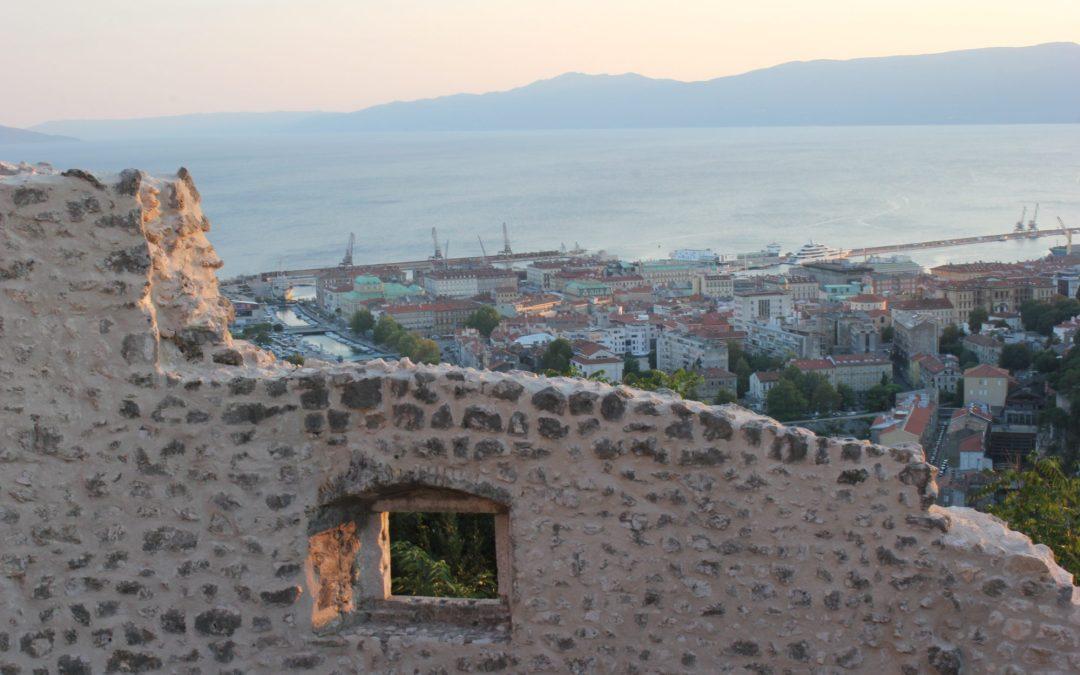 Trsat, il quartiere storico di Rijeka