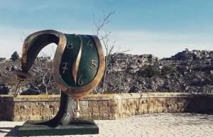 Salvador Dalì a Matera