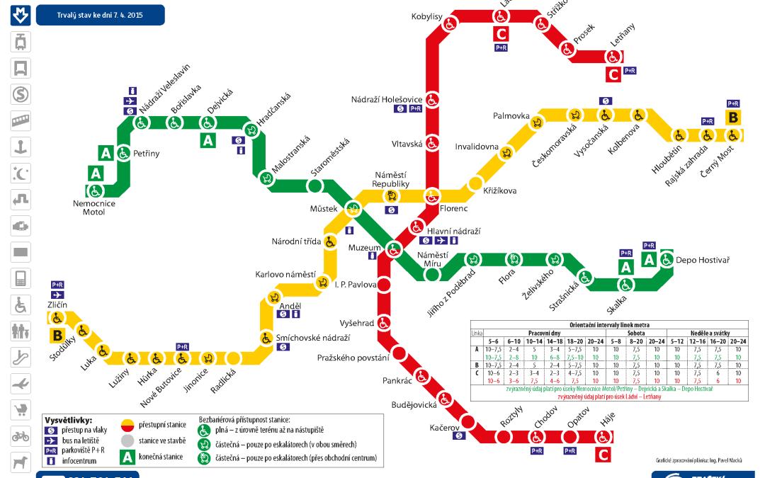 Come muoversi a Praga con i mezzi pubblici, costi e consigli