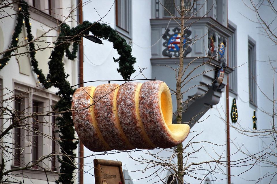 Street food a Praga, il trdlo vince su tutto