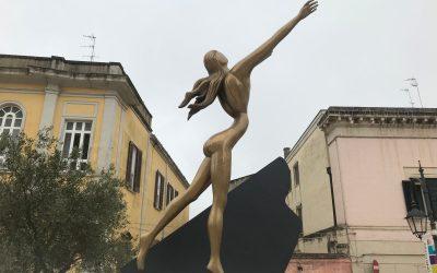 Visitare Matera con Salvador Dalì