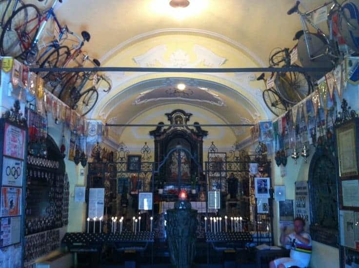 Bildergebnis für chiesa della madonna del ghisallo