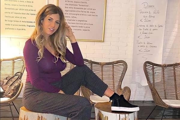 Chi è Paola Caruso Età Carriera Curiosità Sulla Vita Privata