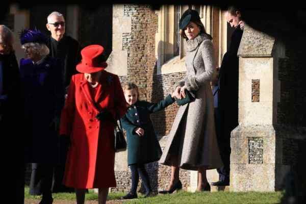 Kate Middleton con William è crisi? La posizione della Regina Elisabetta