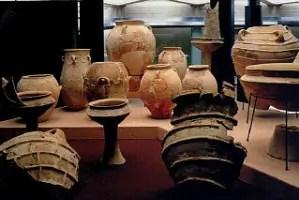 Ceramiche di Thapsos