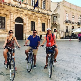bike tour ortigia siracusa