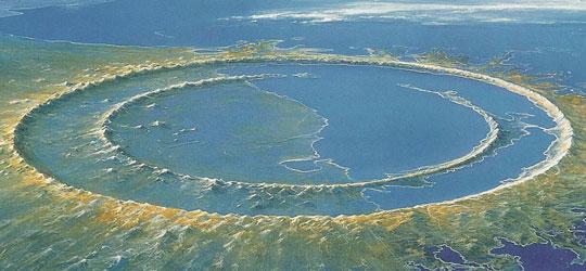 Il cratere di Chicxulub e la fine del cretaceo